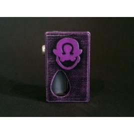 Sark mini Marte Devil - Purple  Brushed and Distressed