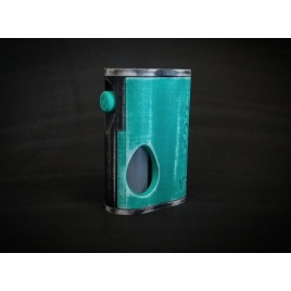 HOOK V3 - Double Hole BF - Distressed Green.