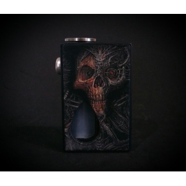 Squonk Sark Cubed - Mech skull