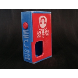 KBF - PUZZLE ROUND - Red- Blue