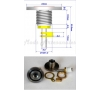 Conector Fat daddy V4 BF - ORIGINAL