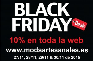 Flack Friday Mods Artesanales