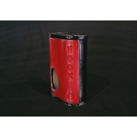 HOOK V3 - Double Hole BF - Distressed Red.